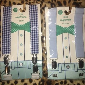 Other - Toddler Suspenders